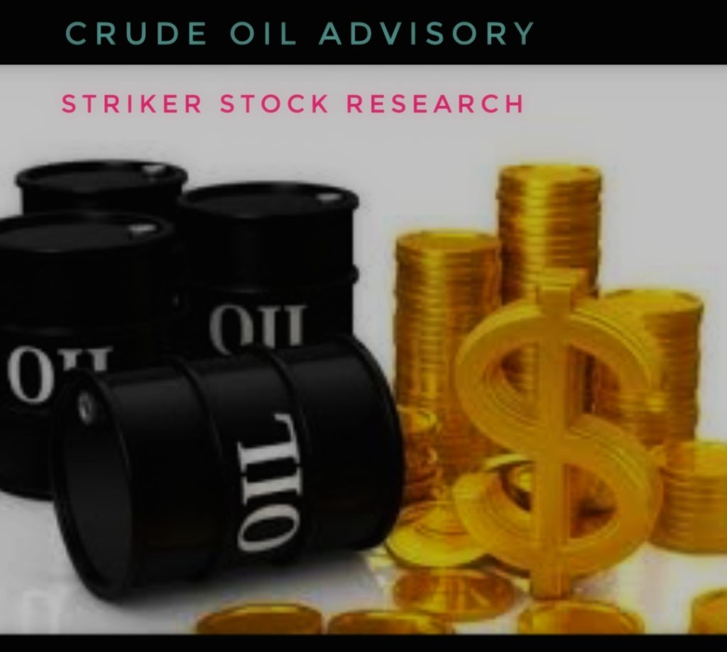 Crude Oil Advisory