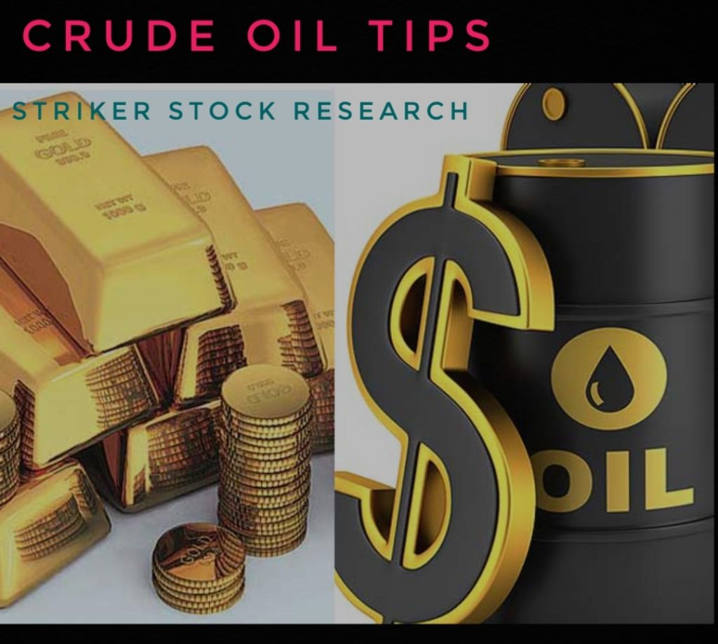Crude Oil Tips On Mobile