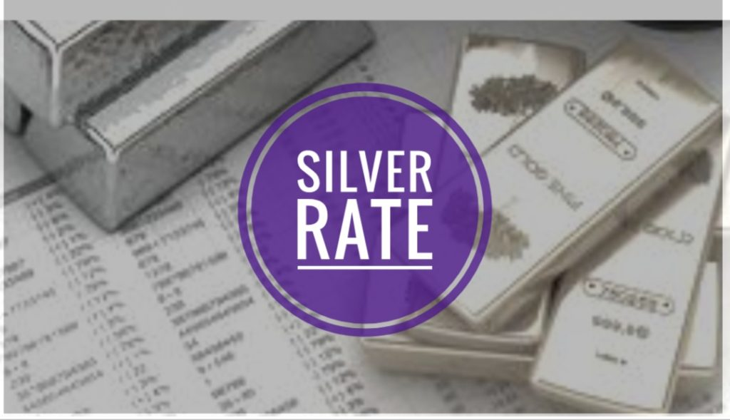 Silver Rate
