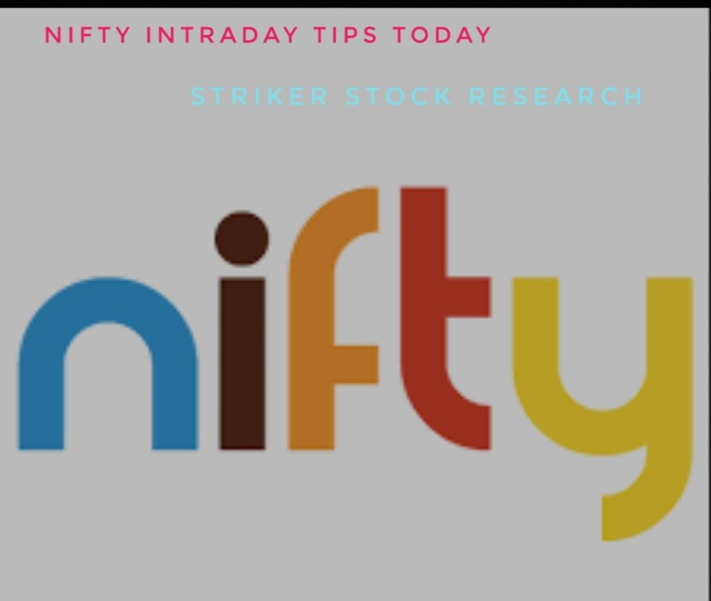 Nifty Intraday Tips Today