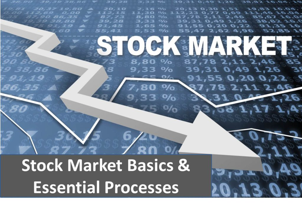 Share Market Basics For Beginners