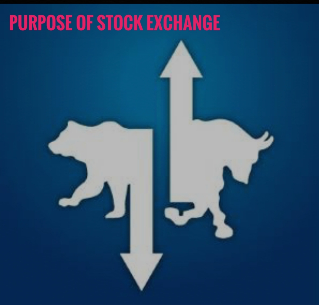 Stock Exchange Definition And Explaination Stock Market Update