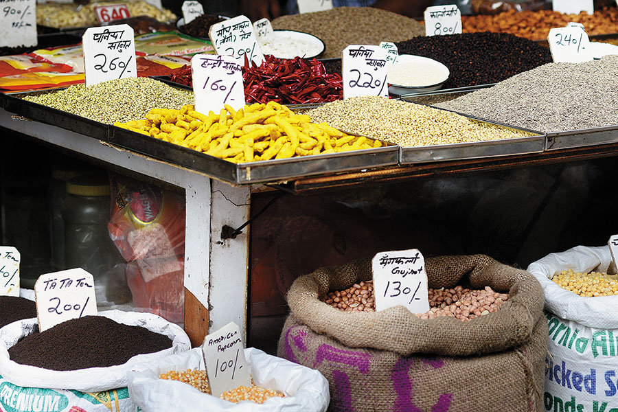 Agri commodity trading in India