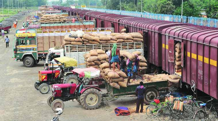 Agri traiding commodity in india