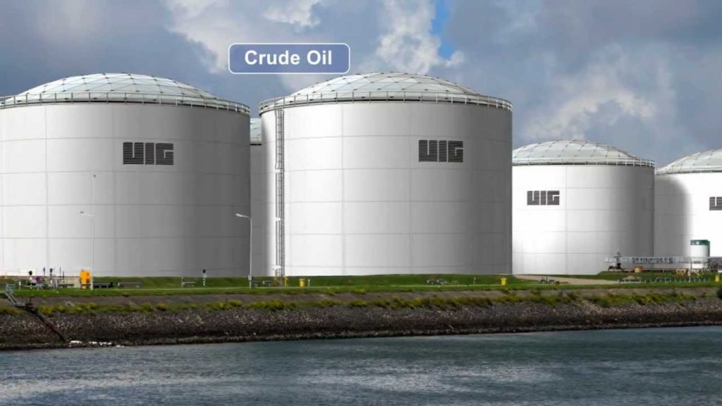 Best Intraday Crude Oil Trading Strategy