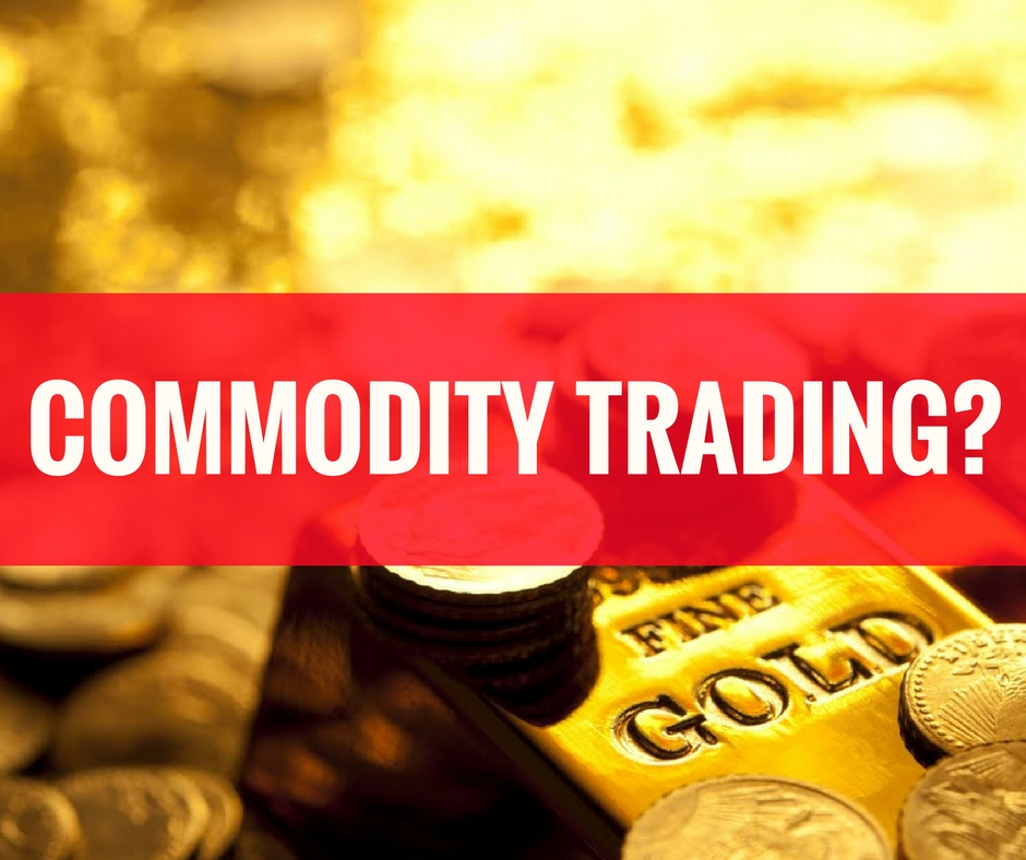 How To Invest In Commodity Market In India.